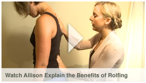 Rolfing Benefits Video
